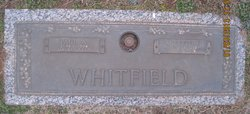 Lola Elizabeth <I>Brown</I> Whitfield
