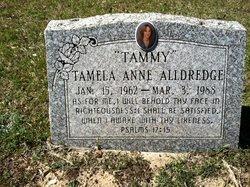 Tamela A Alldredge