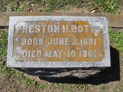 Preston Hearst Botts
