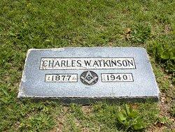 Charles Washington Atkinson