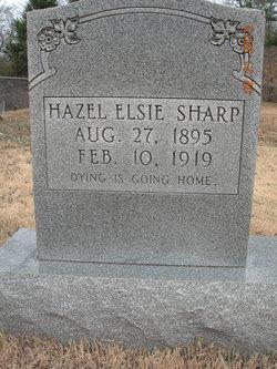 Hazel Elsie Sharp