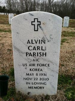 Alvin Carl Parrish