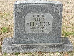 "Jefferson Thompson ""Jeff"" Allcock"