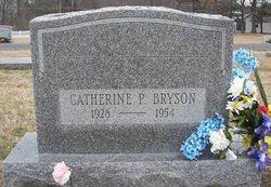 Catherine P Bryson