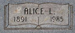 Alice Leorah <I>Kilby</I> Creech