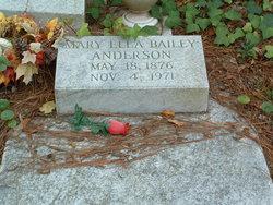 Mary Ella <I>Bailey</I> Anderson