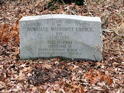 Damascus Methodist Cemetery