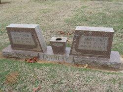 Mattie <I>Covington</I> Tannery