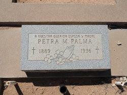 Petra <I>Mesa</I> Palma