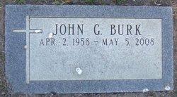 John G. Burk