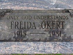 Freida <I>Budde</I> Okert