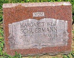 Margaret <I>Weil</I> Schuermann