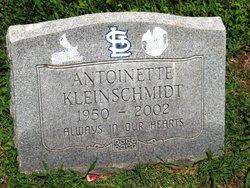 Antoinette Kleinschmidt