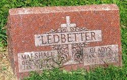 Gladys Marie <I>Brandt</I> Ledbetter