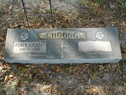 Percy Gilbert Choong