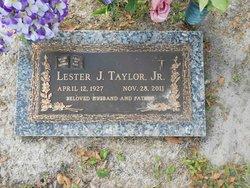Lester John Taylor, Jr
