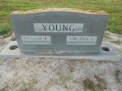 Virginia Inez <I>Justus</I> Young