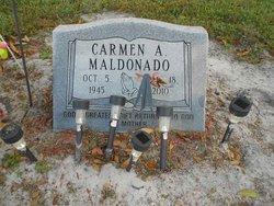 Carmen A Maldonado