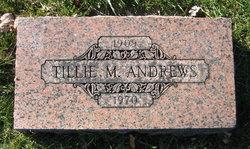 """Otillia M. """"Tillie"""" <I>Deutsch</I> Andrews"""
