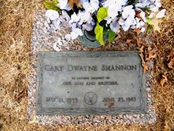 Gary Dwayne Shannon