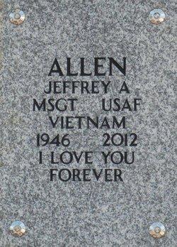 Jeffrey Alvin Allen