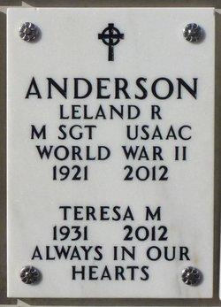 Leland Richard Anderson