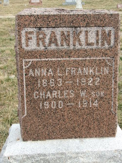Anna L. <I>Ijams</I> Franklin