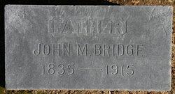 John M Bridge