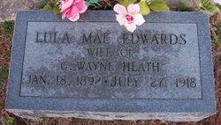 Lula Mae <I>Edwards</I> Heath