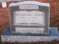 Rev. Jeremiah Heath