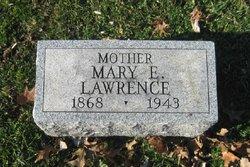 Mary E Lawrence