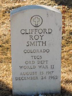Clifford Roy Smith