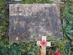 Private Peter Benedetto