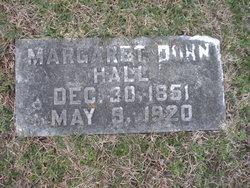 Margaret E <I>Dunn</I> Hall