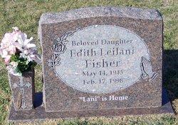 """Edith Leilani """"Lani"""" Fisher"""