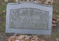 Mabel Emma <I>Newman</I> Chapman