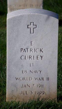 E Patrick Curley