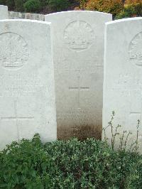 Pvt John Edward MacDonnell