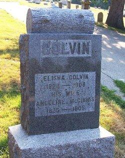 Angeline <I>McGinnis</I> Colvin