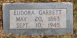 """Eudora Ann """"Dora"""" <I>Brigham</I> Garrett"""