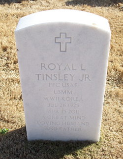 Royal Lilburn Tinsley, Jr