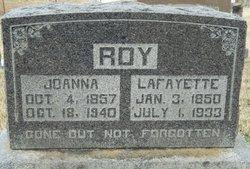 Lafayette Marion Roy