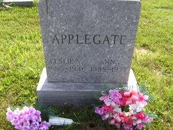 "Anna May ""Annie"" <I>Breeze</I> Applegate"