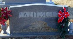 """Vance D. """"Happy"""" Whitesell"""