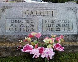 Henry Barker Garrett