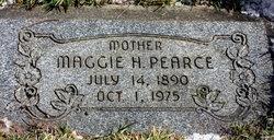 Maggie James <I>Howells</I> Pearce