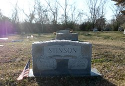 "Josephine Victoria ""Josie"" <I>Baldwin</I> Stinson"