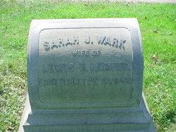 Sarah Jane <I>Wark</I> Kemfer