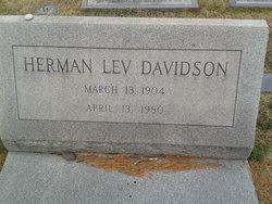 Herman Lev Davidson