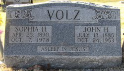 John Henry Volz